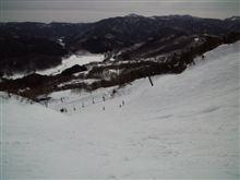 雪上滑走+α