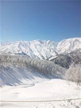 白馬・岩岳スキー場