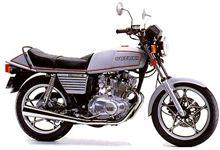 バイク回顧録Ⅱ(GSX250E)