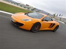 McLaren MP4-12C について