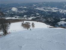 10-11スキー④<ダイナランド(高鷲)>