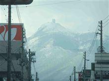 昨日は、松山ケンイチの故郷に行ってきました。かまをふせた感じ・・・。