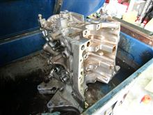 ビートPP1 エンジンオーバーホール2