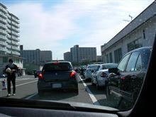 超レア車を発見@車検場
