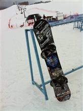 スノーボードをしに行って来ました!