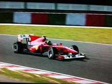 F1はやっぱり凄かった!