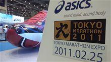 東京マラソンEXPOボランティア