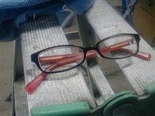 眼鏡磨きましたww