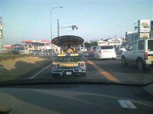こんな車、見ました