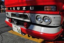 いすゞTXD消防車(昭和45年式)フォトギャラアップ
