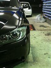 BMWにBMW