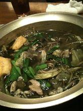 黒マー油もつ鍋