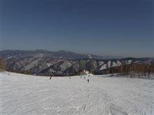 野麦峠スキー