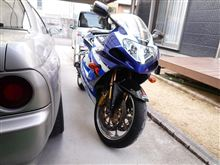 春だ!バイクだ!