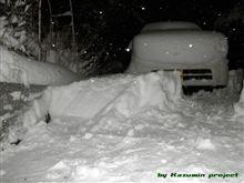 3月の北海道は「冬」ですからww