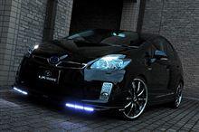 LX MODE フロントスポイラー Ver.LED