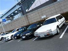 JDOCお台場ミーティング便乗こっそりオフ参加'11.03