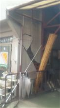 昨日の地震から一夜開けて(☆_☆)