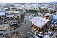 震災より1週間