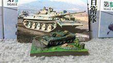 74式戦車投入