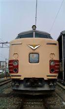 485系 国鉄色in九州鉄道記念館