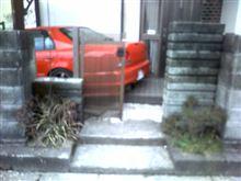 大地震後:水戸実家復旧作業5,6日目 物置の荷物は・・・