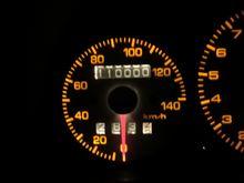 11万キロ
