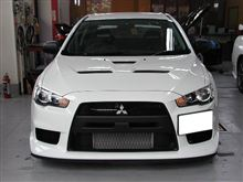 ランサーエボリューションX RS