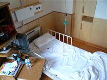 憧れの入院生活!!