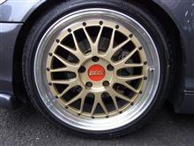 BMW3シリーズ用 BBS-LM 18インチ