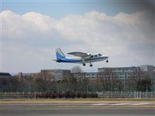たまには飛行機を見に行こう!!