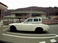 ドライブで見かけた名車