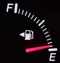 燃費の記録 (8.03L)