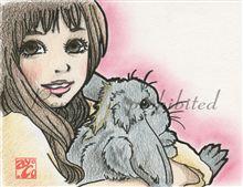 【募金】MRX女性オーナーが描くイラスト【お願い】