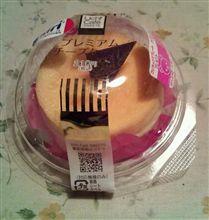 ローソンのUchiCafeプレミアムチーズケーキ