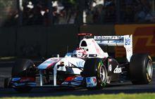 ザウバー、オーストラリアGPで受けた失格処分(^_^;)