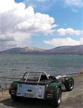久しぶりの山中湖