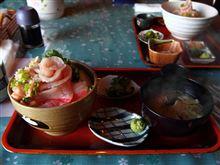 稲取まで金目鯛を食べに行ってきました
