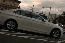 BMW代車^^