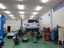 「BMW X5」3度目の車検