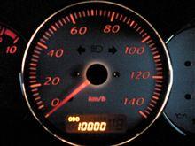 10000km突破