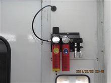 bmw colorsystem 水性塗料機材準備
