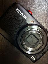 CANON パワーショット S90 ドレスアップ♪