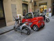 イタリアで車撮ってきました。