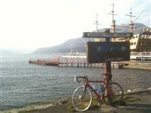 箱根越えサイクリング