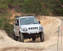 JAFEA WESTERN 4X4 OFF ROAD CARNIVAL 2011 にて