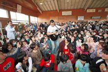 東日本大震災復興支援番組 長渕剛 RUN FOR TOMORROW 明日へ向かって