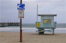 津波警告看板が増えてた...