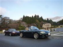 富士霊園に行って来ました♪
