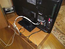 TVの地震対策